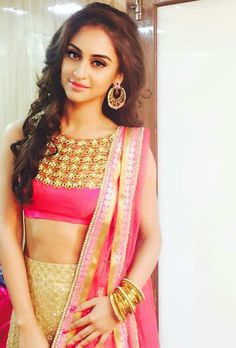 Shared by Thivya. Find images and videos about krystle dsouza on We Heart It - the app to get lost in what you love. Indian Tv Actress, Indian Actresses, South Indian Bride, Indian Bridal, Indian Wedding Outfits, Indian Outfits, Bollywood Fashion, Bollywood Actress, Krystal Dsouza