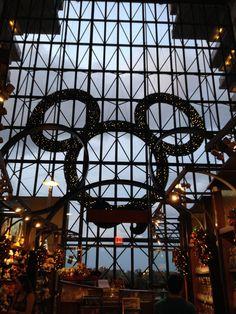 Contemporary Resort-Disney World