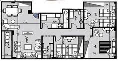شقة للبيع ,التجمع الخامس 145 م ,قطعة 11 -الاندلس - التجمع الخامس / دار للتنمية وادارة المشروعات - كلمنا على 16045