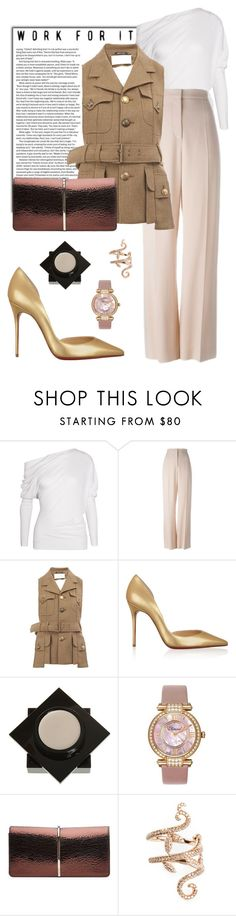 """""""I'd like... #611"""" by m-rossetti ❤ liked on Polyvore featuring Tom Ford, STELLA McCARTNEY, Maison Margiela, Christian Louboutin, Serge Lutens, Chopard, Nina Ricci and Elise Dray"""