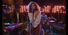 "Watch ""White Tiger (BRITs Critics' Choice Session)"" posted by Izzy Bizu on Apple Music."