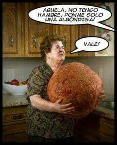 #Abuela #humor