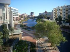 View of Canal Walk, Century City , Cape Town -  South Africa
