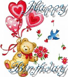 Happy Birthday to My Friend Oghenevwarhe Sarah