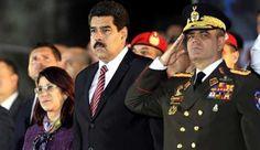 US bans aim to oust Venezuelan pres.: Defense Min.