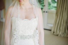 Bridal Gown Dress Jeweled Beaded Crystal Belts by Tatishotties, $160.00