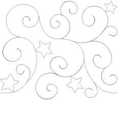 Elegant Stars - 1531 - $.015