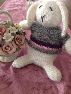 My Sweet Bunny that you would fall in love with  by HobbyJoyDesign, $35.00