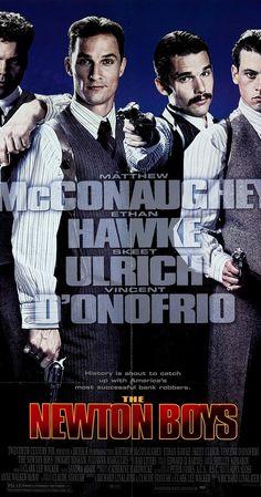 The Newton Boys (1998) - IMDb