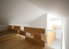 Gabled guest house in Porto by Oficina d'Arquitectura