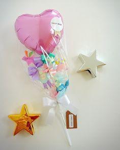 Balloon Surprise, Balloon Gift, Harry Birthday, Birthday Diy, Balloon Flowers, Balloon Bouquet, Diy And Crafts, Crafts For Kids, Valentine Bouquet