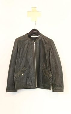 New Collection Isabel Marant Spring/Summer 13 leather jacket! #want