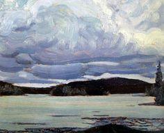 Tom Thomson, Canoe Lake 1917