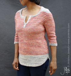 Ravelry: ByeLine pattern by Jimenez Joseph