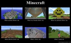minecraft is amazing Minecraft Comics, Minecraft Funny, How To Play Minecraft, Minecraft Party, Minecraft Stuff, Minecraft Ideas, Minecraft Banners, Mine Minecraft, Lego Minecraft