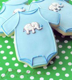 Baby shower (elephant)