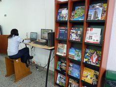 Punto de consulta del catálogo público en línea