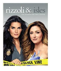 RIZZOLI & ISLES:COMPLETE SEVENTH AND