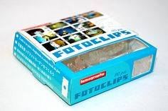 Fotoclips (110 pcs) - The Connective, the Constructive. ($10.00, http://photojojo.com/store)
