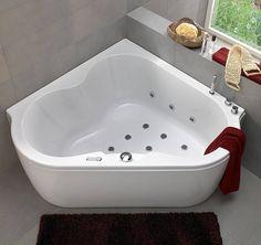 Bubbelbadkar Svenskabadkar ALLIANS Bathroom Layout, Bathtub, Standing Bath, Bathtubs, Bath Tube, Bathroom Interior, Bath Tub, Tub, Bath