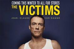 En belgisk domstol har nekat pälsbranschen skadestånd för en reklamkampanj mot päls framtagen av organisationen GAIA, föreställandes Jean-Claude Van Damme med en död mink.