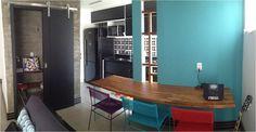 A cidade é maravilhosa mas o apartamento tá ultrapassando os limites... By NeoArq