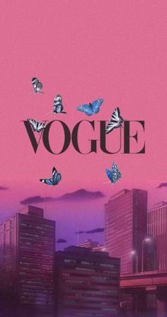 Vogue wallpaper