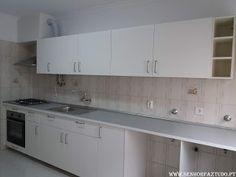 SENHOR FAZ TUDO - Faz tudo pelo seu lar !®: Montagem da cozinha Ikea do apartamento de Ouressa...