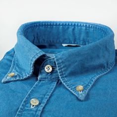 Denim Button Up, Button Up Shirts, Sports, Jackets, Tops, Fashion, Hs Sports, Down Jackets, Moda