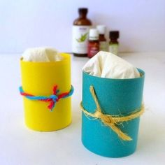 35 Brilliant Ideas To Upcycle Old Toilet Paper Rolls Rustic Napkin Holders, Rustic Napkins, Toilet Roll Craft, Toilet Paper Roll Crafts, Recycled Crafts Kids, Fun Crafts For Kids, Edible Crafts, Diy Crafts, Family Crafts