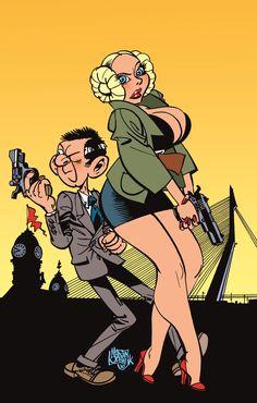Agent 327 Martin Lodewijk