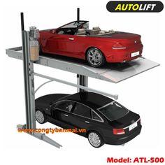 Cầu nâng 2 trụ đậu xe Model: ATL-500 Kích thước: 4000*2600*3530mm Trọng lượng cầu đậu xe: 2,2-2,5 Tấn Tốc độ nâng: 2m/ phút Môtơ: 2,2 KW Hoạt động: ấn nút / điều khiển từ xa Phương pháp điều khiển: PLC Dẫn động: Xích + thủy lực http://congtybanmai.vn/cau-nang-dau-xe-atl-500-4048692.html