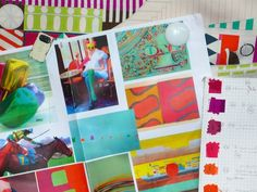 Hermes trend mood board - also great story how they are made