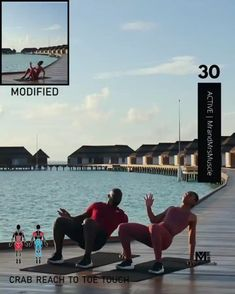 Best Picture For Aerobics Workout for beginners For Your Taste You are looking for something, and it Fitness Workouts, Full Body Hiit Workout, Hitt Workout, Gym Workout Videos, Fitness Workout For Women, Aerobics Workout, Sport Fitness, Body Fitness, Physical Fitness