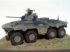 Spähpanzer 2 Luchs