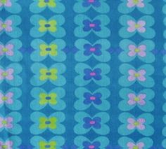 Summer Glory by Anne Fehlow for Heals blue