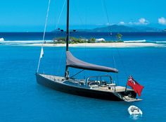 Fast cruising sailboat : luxury sailing-super-yacht (deck saloon) - WALLY B 32,72m - 107' 4 - Wally