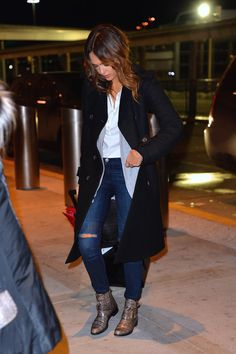 When she isn't dazzling on the red carpet, Jessica Alba is turning heads wearing enviable street style — all over the world.