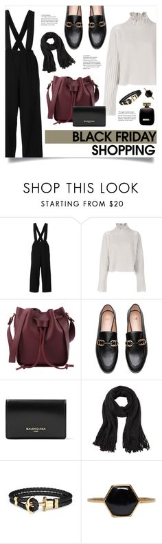 """#101 - Black Friday Shopping"" by alystyles12 ❤ liked on Polyvore featuring Golden Goose, Balenciaga, Steve Madden, Nina Ricci and Isabel Marant"