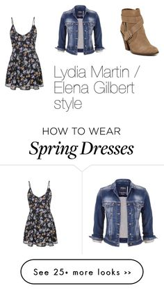 """TW / TVD"" by faith-heppler on Polyvore featuring мода, Dolce Vita и maurices"
