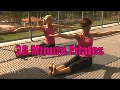 Pilates Mat Workout FULL 30 minutes, get strong ABS - dynamic stretching full body Pilates Body, Pop Pilates, Pilates Video, Pilates Workout, All Over Body Workout, Six Pack Abs Workout, Abs Workout Routines, Workout Schedule, Ab Workouts