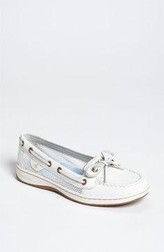 Sperry Top-Sider® 'Angelfish' Boat Shoe available at #Nordstrom    Must be fait they only had an 8.5 left..