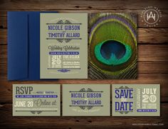 Custom wedding package. Please contact me at ashleighxharris[at]gmail[dot]com for any design work you may need! #wedding #weddinginvitations #custom #graphicdesign
