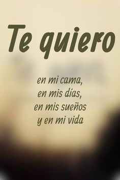Sexy Love Quotes, Missing You Quotes, Romantic Love Quotes, Quotes For Him, Amor Quotes, Life Quotes, Romantic Humor, Cute Spanish Quotes, Frases Love