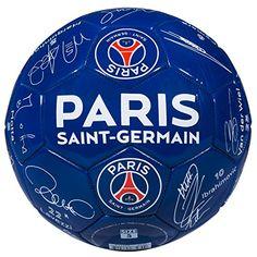 Ballon PARIS SAINT GERMAIN – Collection officielle PSG – Taille 5 – Football …