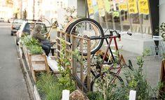 Proyectos de «toma de posiciones» para una ciudad más sostenible
