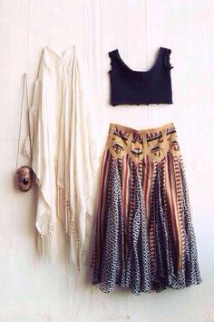 Hippie (mainly skirt)