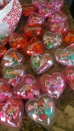 Valentines for Maysoon's class:)