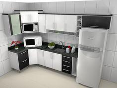 decoração casa cozinha - Pesquisa Google