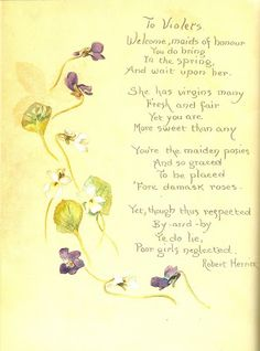 April - The Nature Notes of an Edwardian Lady - Edith Holden